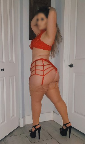 Scarlett nuru massage in Menasha Wisconsin